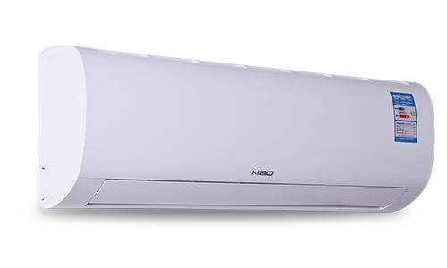 mbo美博kfrd-gw35/s350 1.5匹冷暖定频空调 白色 智能之星